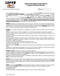 Microsoft Word - Formulario No. 1 - HOJA TECNICA LIFFF 2017.docx